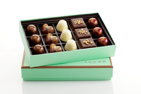 Sucré Indulge Chocolate Collection