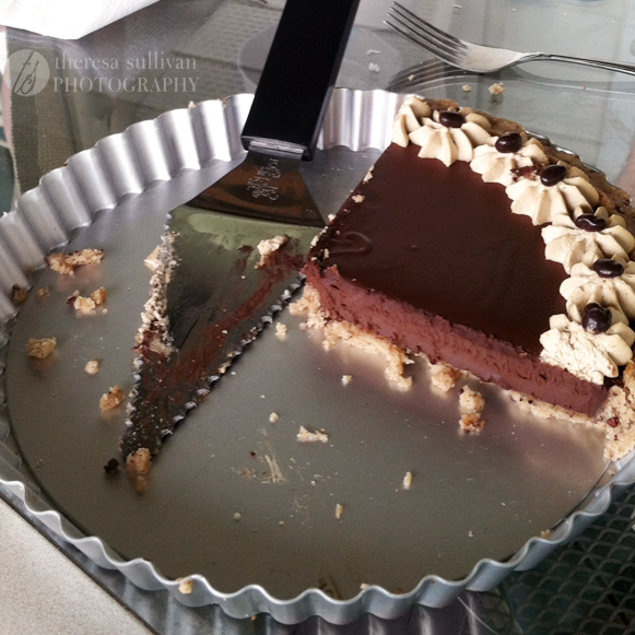 Chocolate Espresso Tart (Gluten-Free, Dairy-Free)