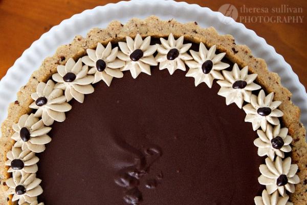 Chocolate Espresso Tart (Gluten-Free, Dairy-Free) | The Craving ...